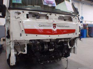 vrachtwagen reparatie gemeente amstelveen